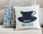 Rosy Lee Cushion