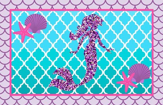 Invitation Little Mermaid is great invitation sample