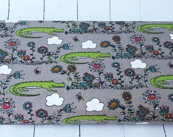 Picnic Whimsy - Lurking - Birch Fabrics - 726-T - 1/2 Yard