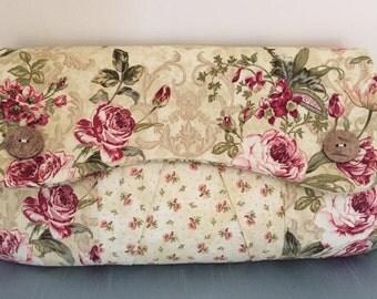 Pretty Rosie Vintage Inspired Clutch