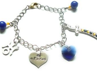 Sailor Uranus Charm Bracelet