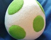 Super Mario - Yoshi Egg - Plush