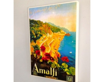 Italian home decor Amalfi wall tile