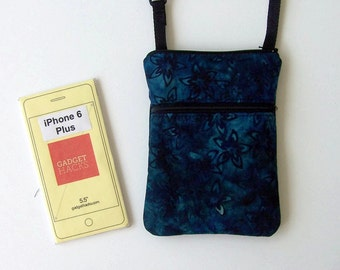 iPhone 6 Plus Cross Body Hipster, Small Purse
