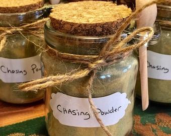 Chasing powder blend one large jar 3.5oz Made by Lozen BrownBear/