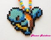 Pokemon Squirtle Kandi Necklace