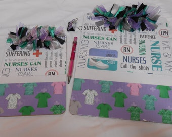 Nurses Week - Nurse Clipboard Set