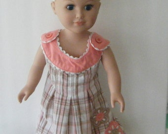 "18"" doll dress, American Girl, Our Generation, My Life"