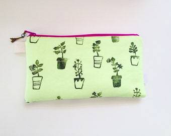 Little Garden Pencil Case