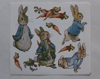 Stickers Beatrix Potter Peter Rabbit Spring