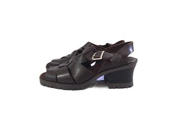 VTG 90s Sandals 5