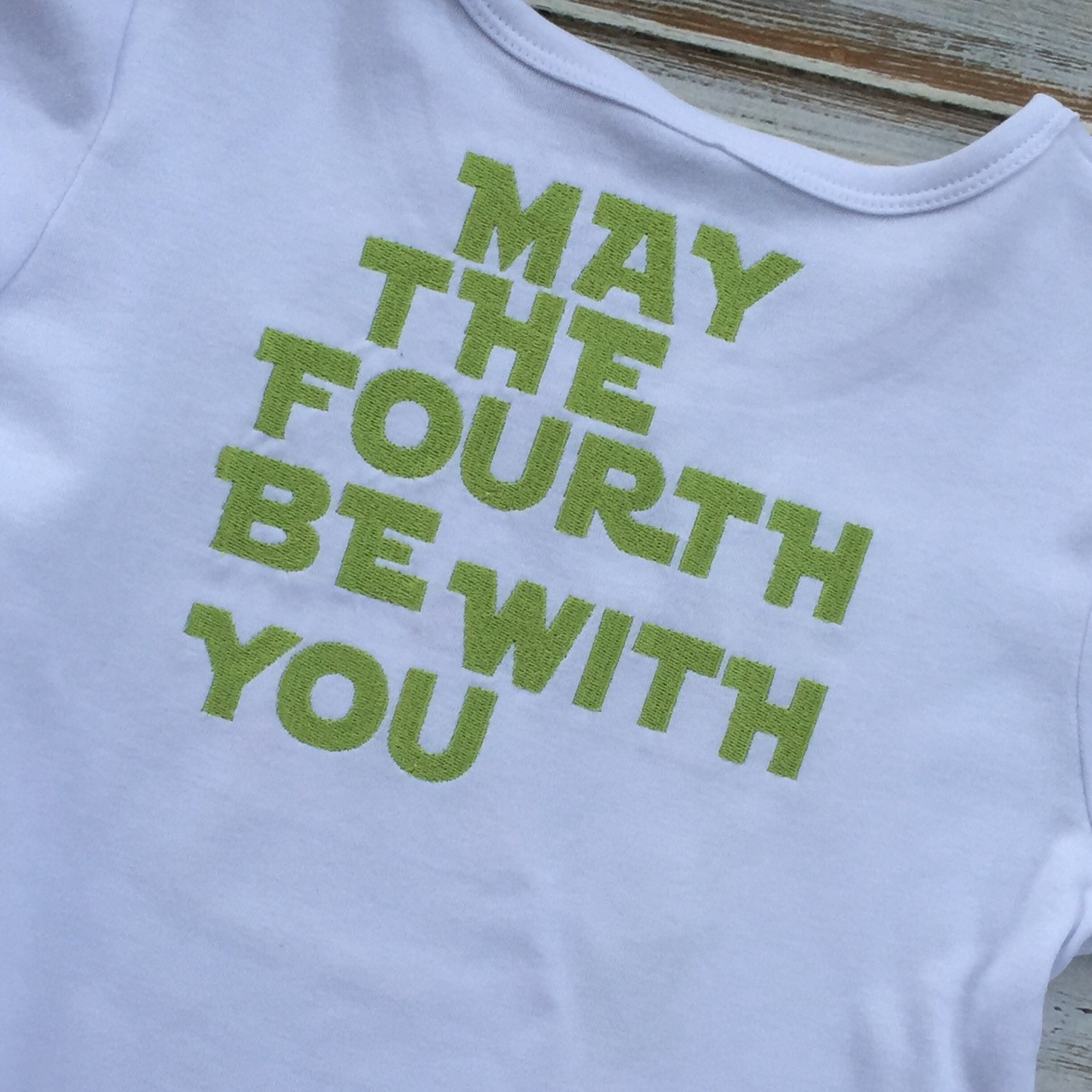 May The Fourth Be With You Waterside: May The Fourth Be With You Kids Star Wars Shirt By