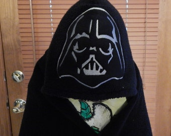 From the Dark Side Hooded Towel - Free Personalization