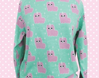 Hello Cavities Alpacacorn Sweatshirt
