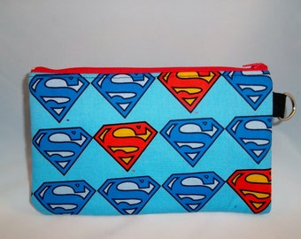 Pencil Bag Superman Back to School