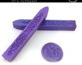 Lavender purple Sealing Wax - standard or fit for glue gun (set of two) - Color T
