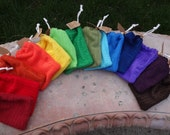 Microfiber Soap Saver Bag - Your choice of color