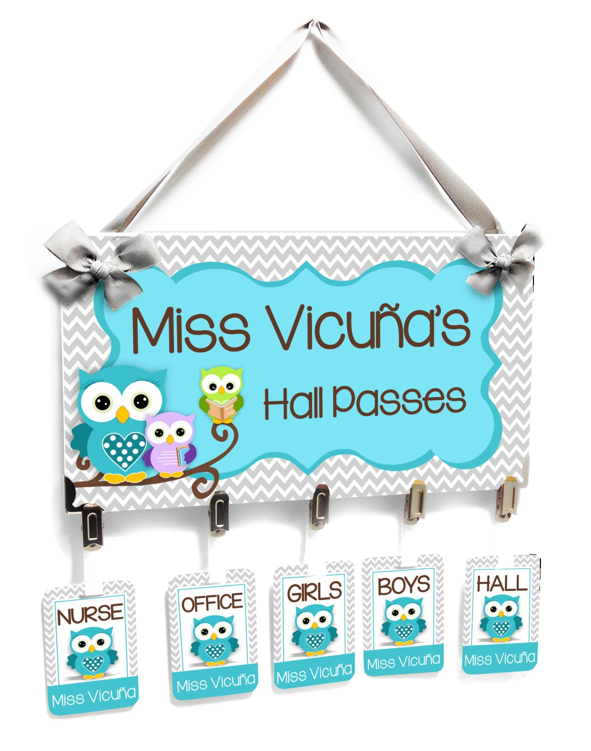 Personalized polka dot bathroom passes images amp pictures becuo