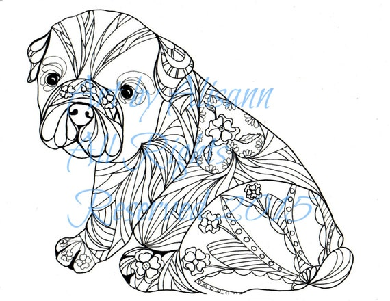 French Bulldog Frenchie Digital Download Love Dogs