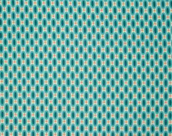 Joel Dewberry Fabric - 1 Fat Quarter FLORA, Abacus in Eucalyptus