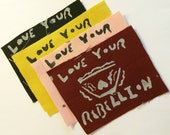 LYR Spring 2015 Patches