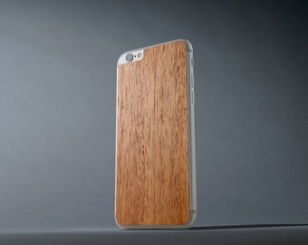 Mahogany iPhone 6/6s Real Wood Skin - Made in the USA - FREE Shipping
