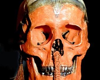 Ancestors Skull Replica