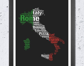 This is a photo of Amazing Italian Phrases for Travel Printable