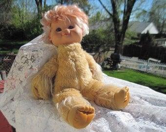 Wonder Whims Jadoo Doll  Plush Doll 80s Doug Debby Henning /Hard To Find /S
