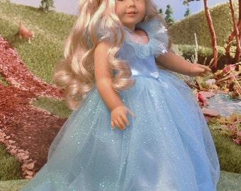 Cinderella 2015 for American Girl Doll