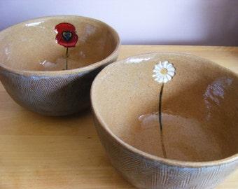 Flower breakfast bowls