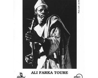 Ali Farka Toure Publicity Photo 8 By 10 Inches