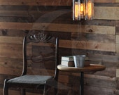Recycled Bottle Chandelier - The Voss 5-Light