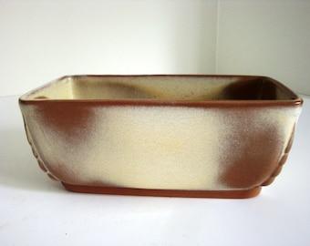 Vintage Frankoma Pottery - Frankoma 14 Planter - Frankoma Pottery Planter - Vintage Planter - MidCentury Pottery - Southwestern Pottery