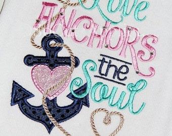 Nautical Girls Shirts, Summer Shirts, Beach Shirts, Anchor girls shirts, toddler shirts, summer t shirts. Girls Birthday Gifts