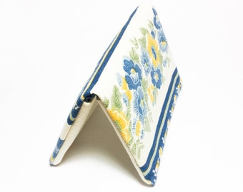Fabric Credit card holder mini wallet business card holder card