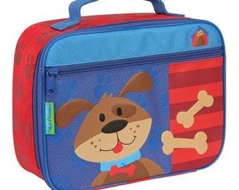 Personalized Stephen Joseph Dog Lunch Box