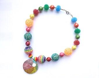 Beach Ball Necklace!!