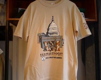 Corps marathon etsy for Marine corps marathon shirt 2017