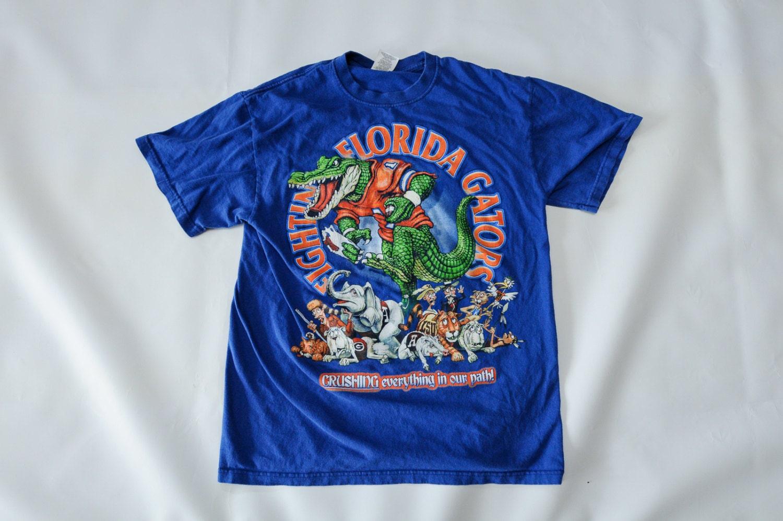 Vintage 90s University Of Florida Florida Gators T Shirt