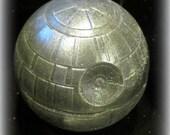 Death Star Glycerin Soap