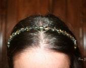 Crystal Beaded Headband
