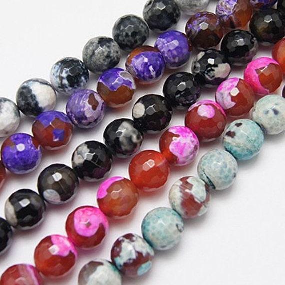 agate gemstone bulk wholesale faceted