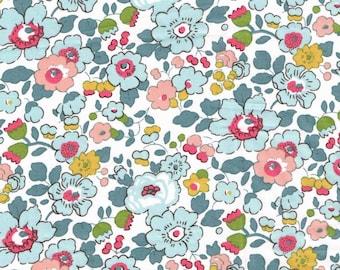 Betsy P - Liberty London Tana lawn fabric