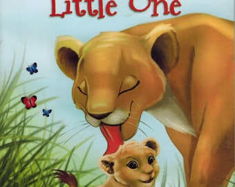 Personalized Children's Book - Little One, Little One (Ages 0-4)