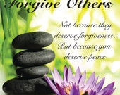 Forgive Others Print