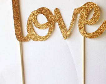 Personalised glitter caketopper birthday wedding babyshower partydecor