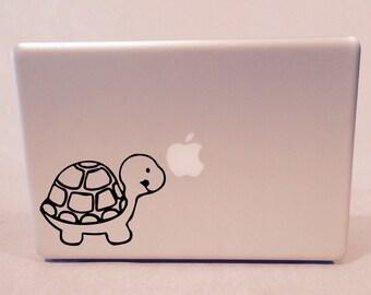 Cute Turtle Vinyl Decal