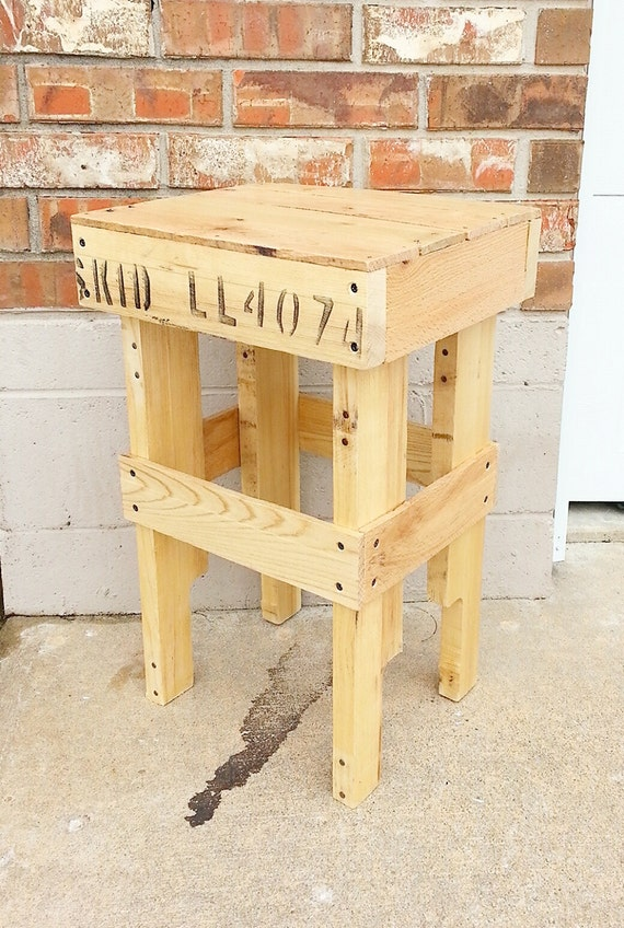Items Similar To Handmade End Table Night Plant Stand