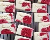 25 - Mini Soap Favors